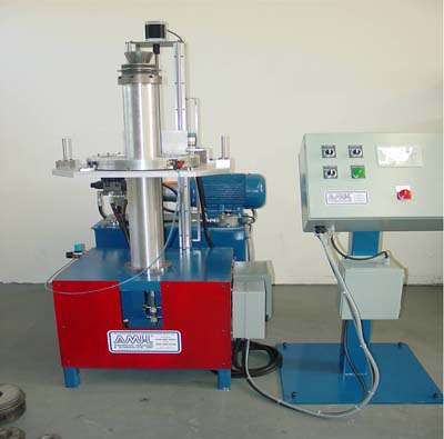 Model 9000-A Series - Mechanical Bellows Metal Forming Unit