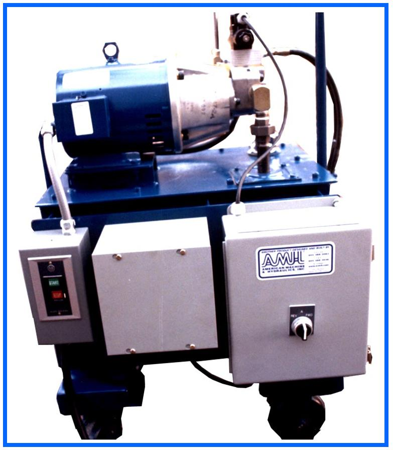 Tube End Forming Machine - Model RCP-8500